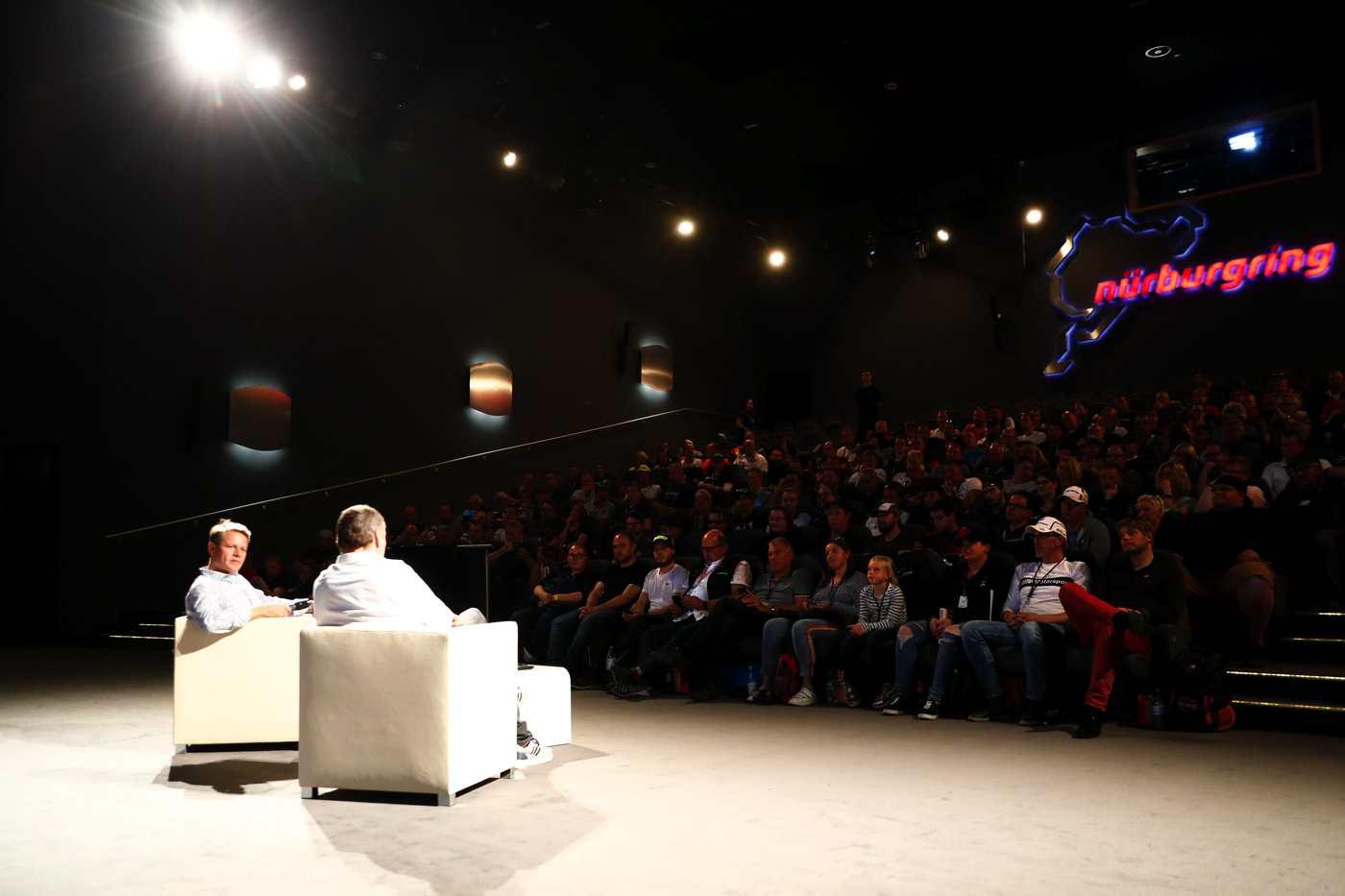 Gerhard Berger, DTM-Fan-Talk