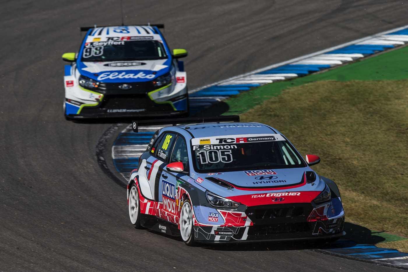 Hyundai Team Engstler führt auch die Teamwertung an