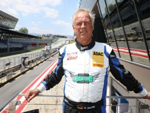 Oliver Mayer: Trophy-Champion der ADAC GT4 Germany