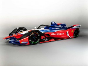 Formel E: ZF wird 'Official Powertrain Partner' von Mahindra Racing