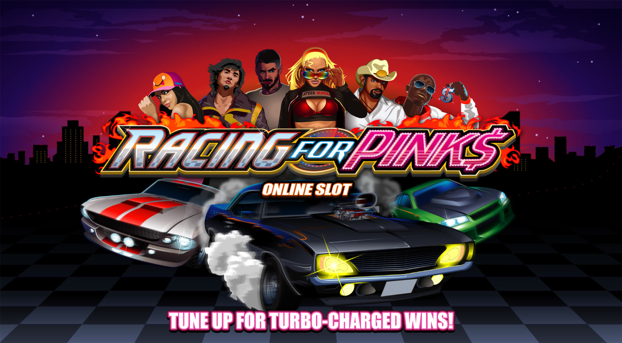 Spiele Racing For Pinks - Video Slots Online