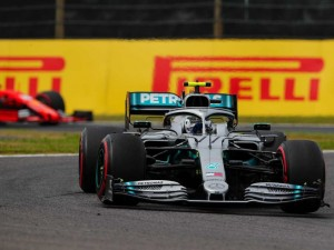 Formel 1 Live-Ticker GP Japan: Den Start hat eindeutig Mercedes mit Valtteri Bottas gewonnen!