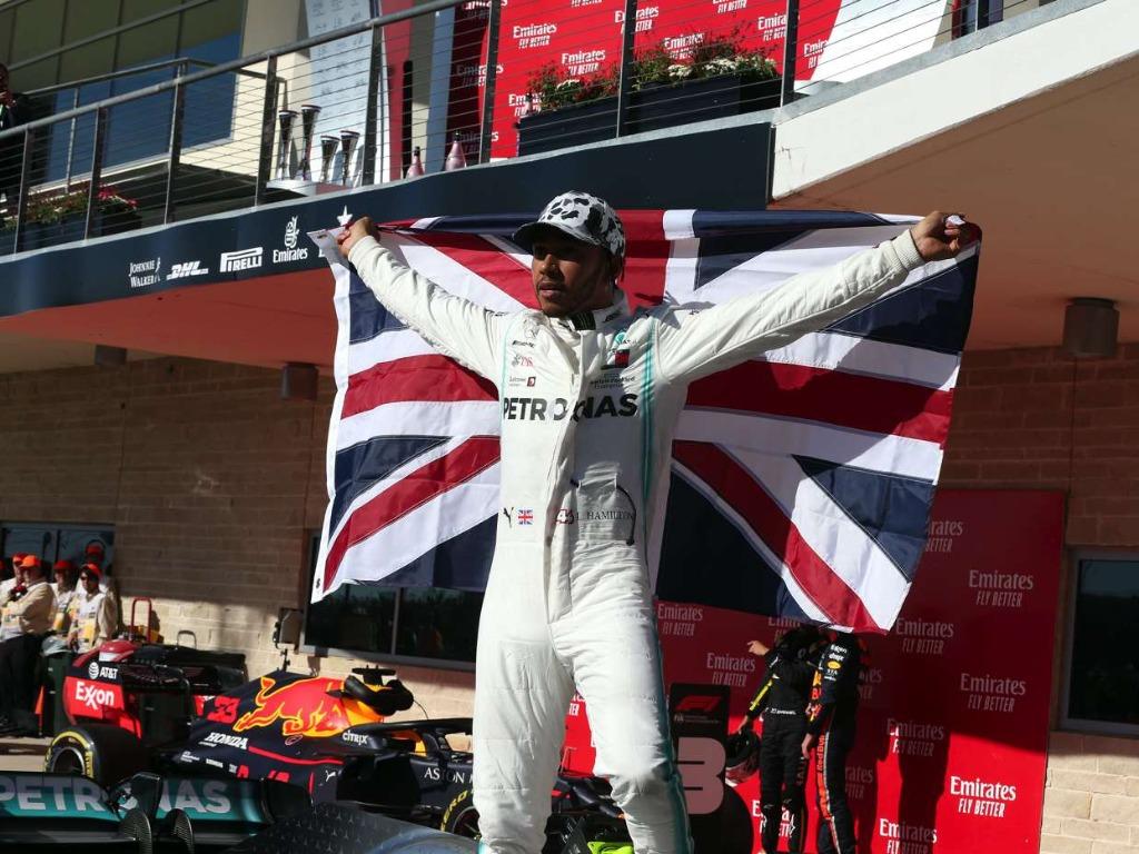 Formel 1: Lewis Hamilton achter Podestplatz in den USA stellte den bisherigen Rekord von Michael Schumacher ein - Speed-Magazin Motorsport Nachrichten