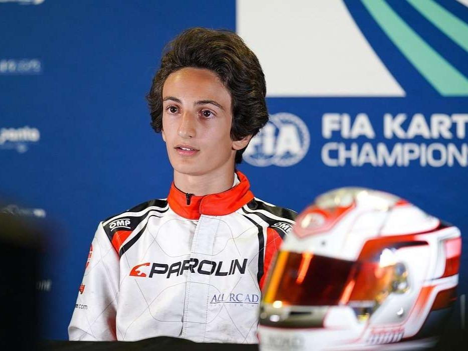 Formel 4 Fahrer