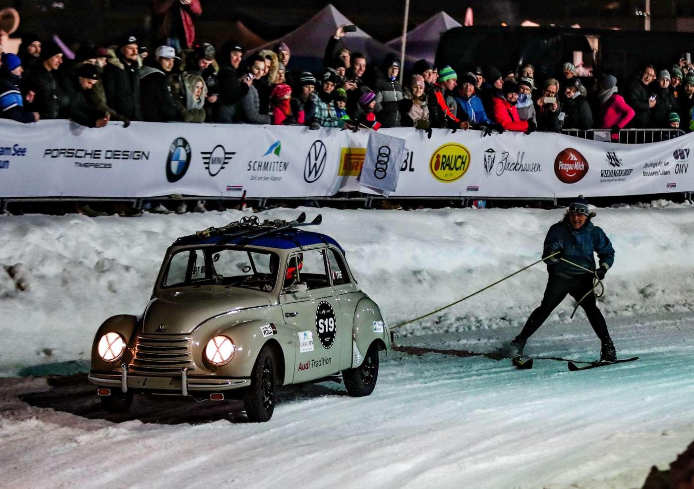 Audi Rennfahrer