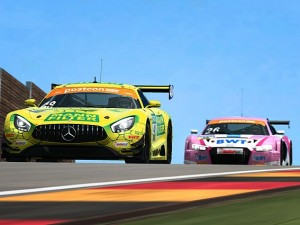 ADAC GT Masters eSports Championship - Freitagabend live: GT Masters eSports Shootout