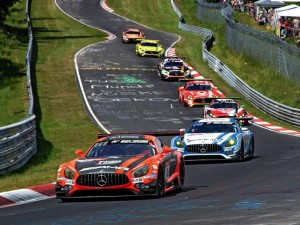 Zehn Jahre Mercedes-AMG Customer Racing: GT-Erfolge made in Affalterbach