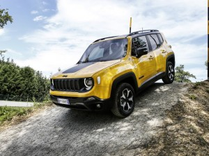 Jeep Renegade 4x4-Systeme: Jeep Active Drive und Jeep Active Drive Low