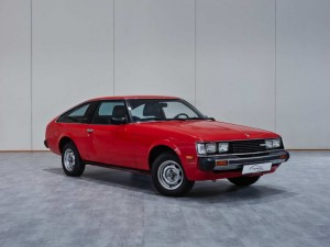 Toyota Collection Sportwagen: 1980 – Toyota Celica Liftback (TA40)