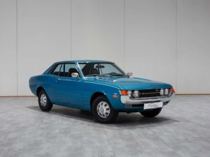 Toyota Collection Sportwagen: 1973 – Toyota Celica ST (Typ TA22)
