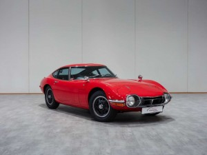 Toyota Collection Sportwagen: 1967 – Toyota 2000 GT (MF10)
