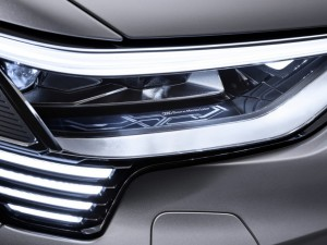 Neuer Audi A3 Sportback: Digitale Matrix LED-Scheinwerfer