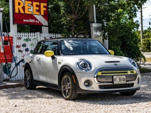 Auf Hemingways Spuren: Im MINI Electric von South Beach nach Key West