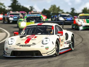 IMSA iRacing Pro Series: Podestplatz für Porsche auf virtuellem Virginia International Raceway