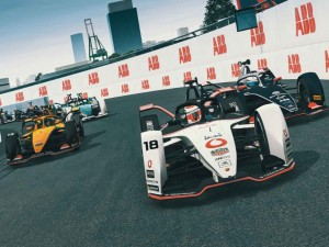 ABB FIA Formel-E-Meisterschaft: Jani mit guter Pace in New York – Rogers feiert viertes Podium in Folge