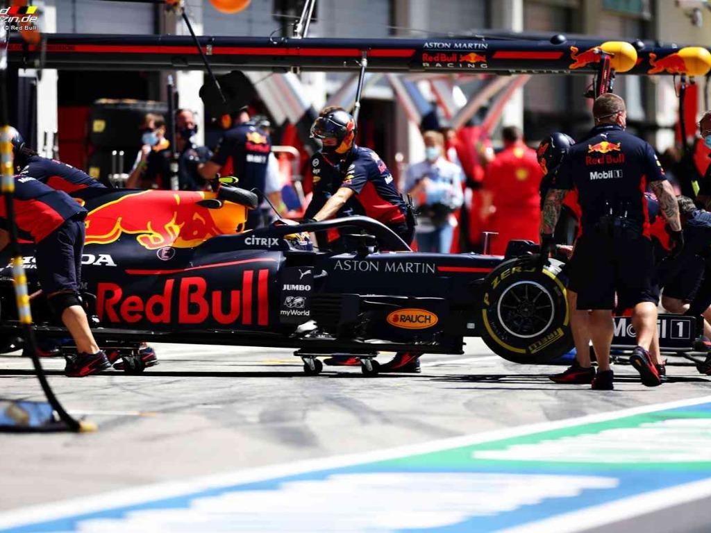 F1 Startaufstellung Heute