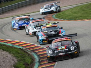 ADAC GT Masters Live vom Lausitzring: PS on Air startet