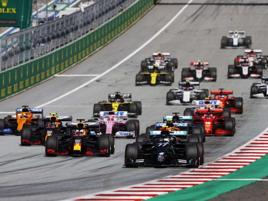 Formel 1 Liveticker Rennen