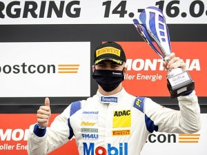 ADAC GT Masters: Mick Wishofer erstmals bester Junior