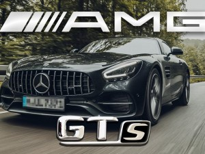 Mercedes AMG GT-S optimiert – Extrem nah am AMG GT-R!