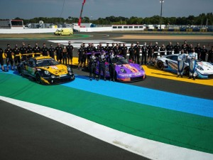 24h Le Mans: Project 1 Motorsport - Podest in der Schlussphase durch Safety Car verloren