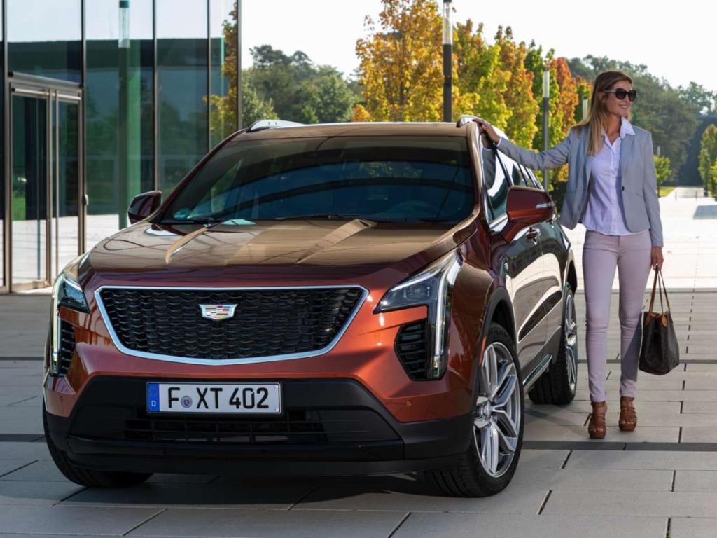 Cadillac: Kompakter Luxus-SUV mit Vierzylindern ab 42.900 Euro...
