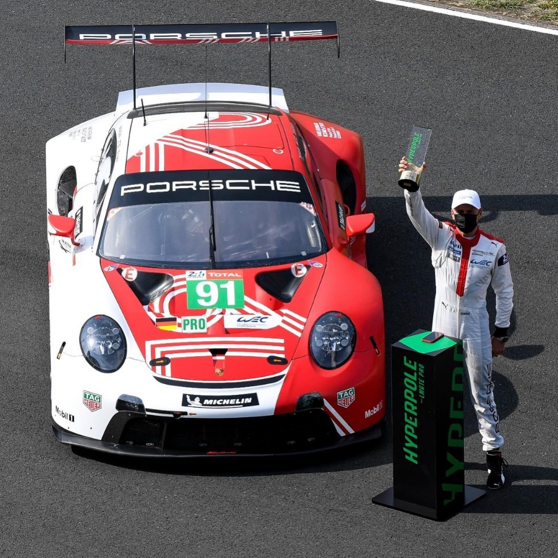 24h Le Mans 2020: Kamui Kobayashi Holt Die Hyperpole Zur
