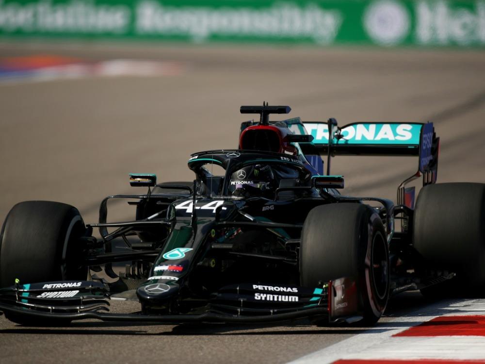 Ergebniss Formel 1