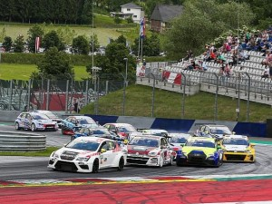 ADAC TCR Germany TV-Zeiten Red Bull Ring 2020