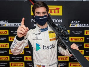 ADAC GT4 Germany: Fred Martin-Dye holt Pirelli Pole Position Award