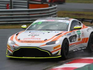 Prosport Racing mit Gaststart in ADAC GT4 Germany