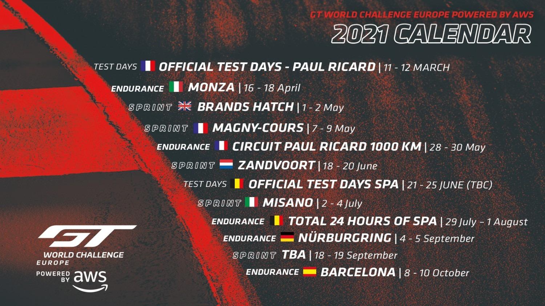 Neue Challenge 2021