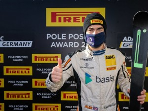 ADAC GT4 Germany: Fred Martin-Dye mit Pirelli Pole Position Award
