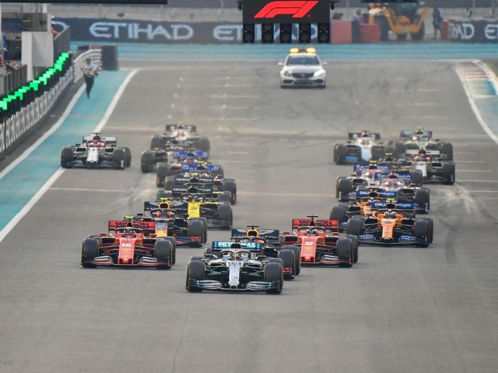 Formel 1 Im Tv