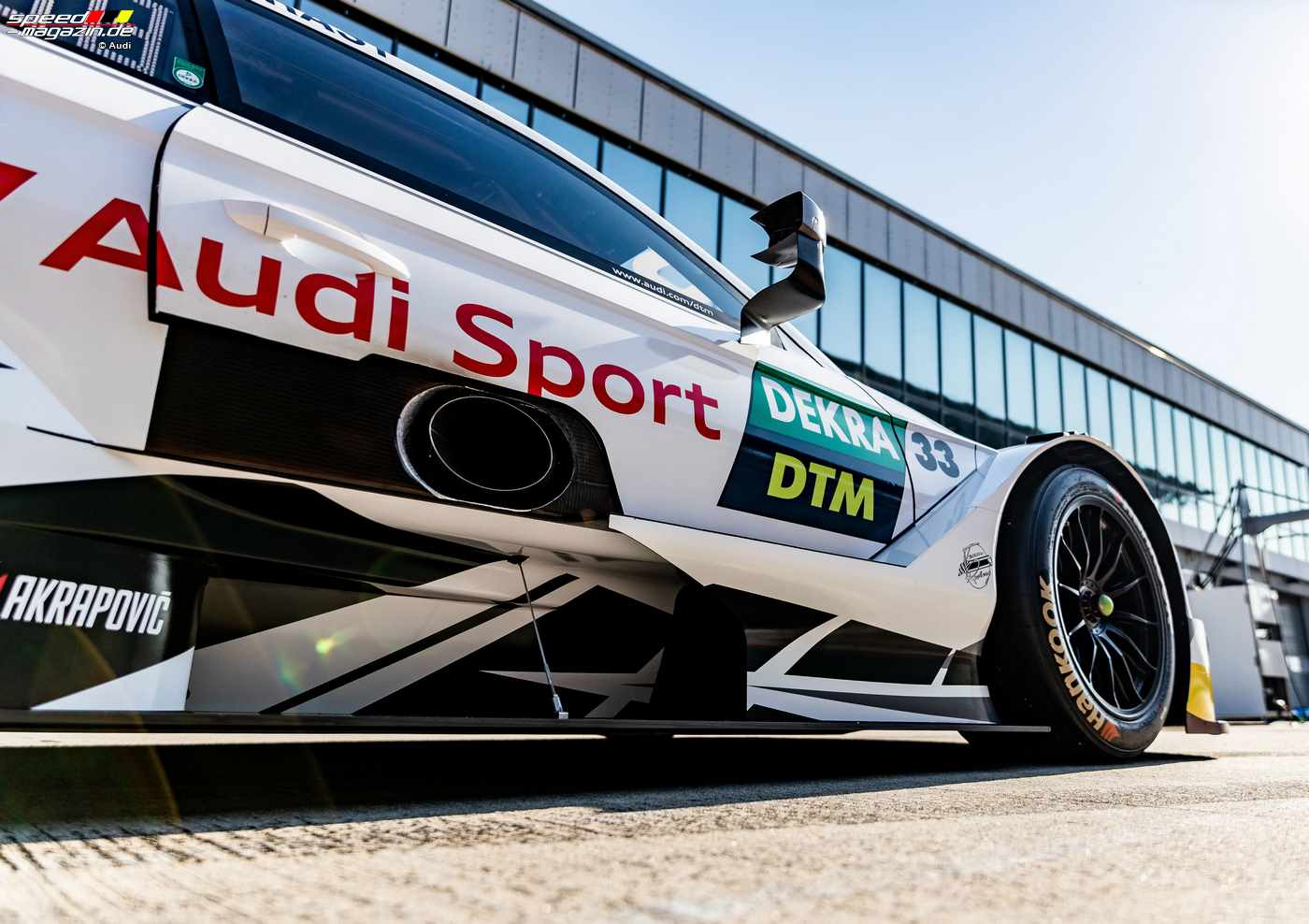 Audi Highlights DTM 2019