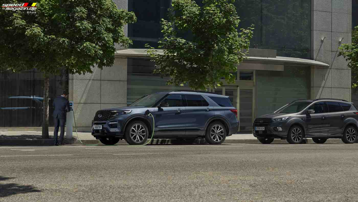 FORD EXPLORER PLUG-IN-HYBRID